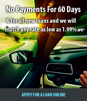 No Payments For 90 Days Promotion